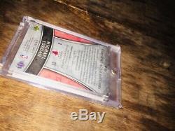 2006 Upper Deck Exquisite Auto Patches Michael Jordan 47/100 IMPRESSIVE 3-Color