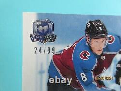 2019-20 The Cup Signature 4-color Patch Rpa Auto Cale Makar Rc #24/99 Sp