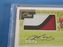 2019 Panini One KYLER MURRAY ROOKIE 3-COLOR PATCH AUTO /125 True RPA