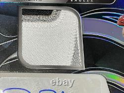 2020 Panini Spectra Prizm Jalen Hurts Auto Rpa Rookie 3 Color Patch Rc 38/99