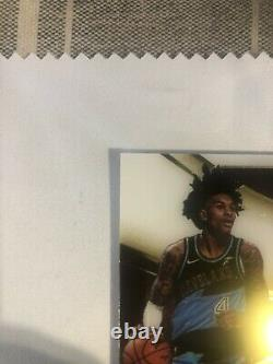 Kevin Porter Jr IMMACULATE RPA 3 COLOR PATCH /99 ON CARD AUTO ROOKIE