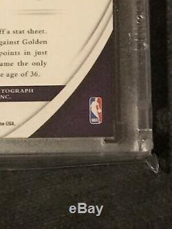 Kobe Bryant 2014-15 Panini Immaculate On-Card Auto & 3 Color Patch 5/20 RARE HOT
